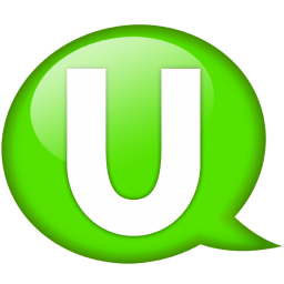 Balloon, Green, Speech, u Icon