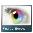 Cut, Express, Final, v Icon