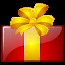 Free, Gift Icon