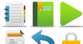 Pretty Office 5 Icons
