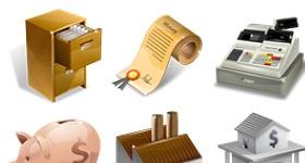 Super Vista Accounting Icons