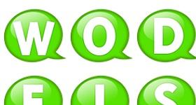 Speech Balloon Green Icons