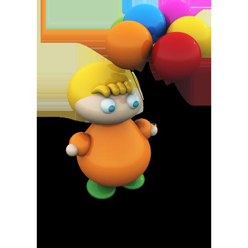 Archigraphs, Balloonboy Icon