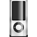 Ipod, Nano, White Icon