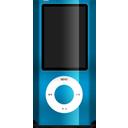 Blue, Ipod, Nano Icon