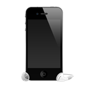 4g, Headphones, Iphone Icon