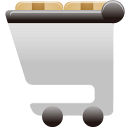 Cart, Full, Shopping Icon