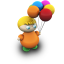 Archigraphs, Balloonboy Icon