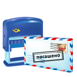 Confirmation, Mail Icon
