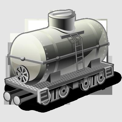 Tank, Wagon Icon
