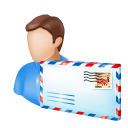 Accounting, Mail Icon