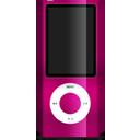 Ipod, Magenta, Nano Icon