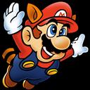 Mario, Racoon Icon