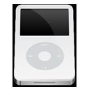 Ipod, Video, White Icon