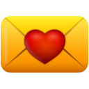 Email, Love Icon