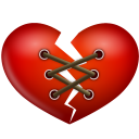 Heart, Stitch Icon