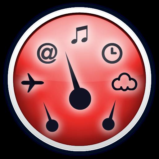 Dashboard, Icon Icon