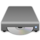 Cd, Drive, Full Icon