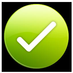 Good, Or, Tick Icon