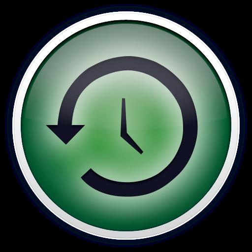 Icon, Machine, Time Icon