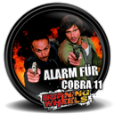 , Alarm, Burning, Cobra, fü, r, Wheels Icon
