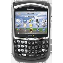 Blackberry, e Icon