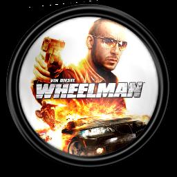 Diesel, Vin, Wheelman Icon