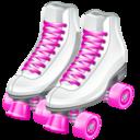 Roller, Skates Icon