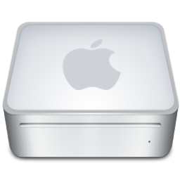 Mac, Mini Icon