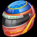 , Formula, Helmet Icon