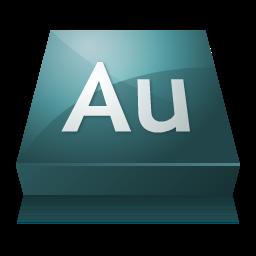 Adobe, Audition Icon