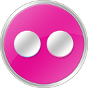 Flickrpink Icon
