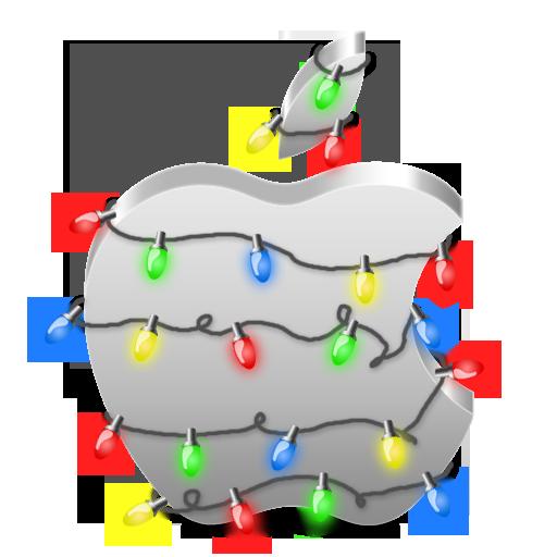 Apple, Tree Icon