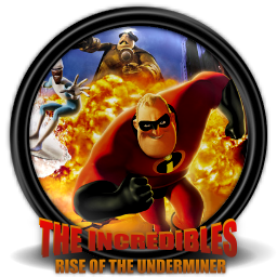 Incredibles, Of, Rise, The, Underminer Icon
