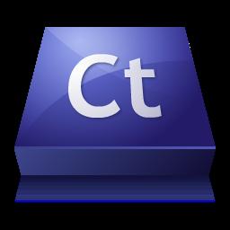 Adobe, Contribute Icon