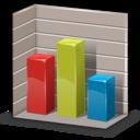 Chart, Column Icon