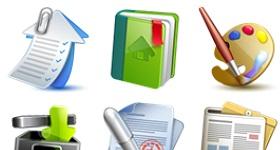 Blogging Icons