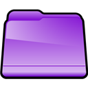Generic, Violet Icon