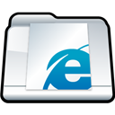 Bookmarks, Explorer, Internet Icon