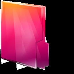 Aurora Close Folders Icontexto Icon Download Free Icons