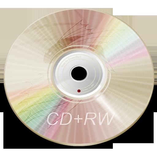 Cd+Rw Icon