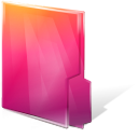 Aurora, Close, Folders, Icontexto Icon