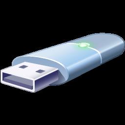 Disk, Flash Icon