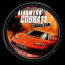 , Alarm, Cobra, Crash, fü, r, Time Icon
