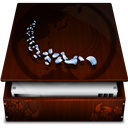 Hdd, Shared Icon