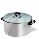 Boiler, Pan Icon