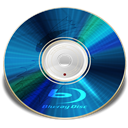 Blu, Disc, Ray Icon