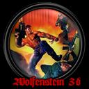 3d, Wolfenstein Icon