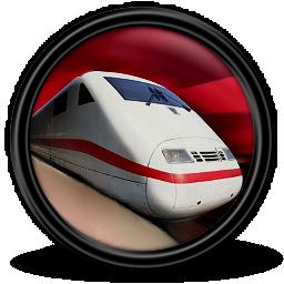 Railway, Simulator, Trainz Icon