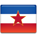 Ex, Flag, Yugoslavia Icon